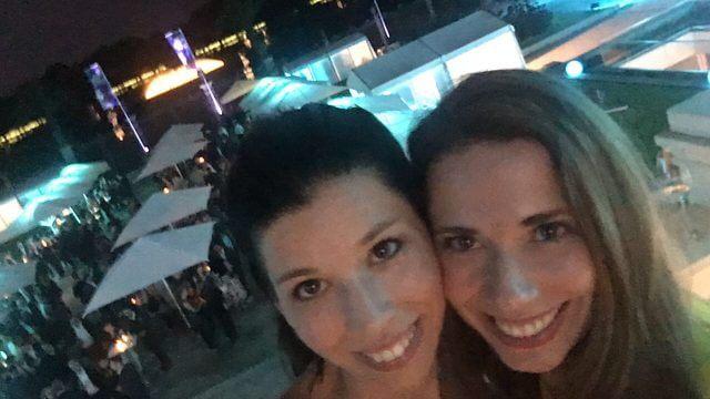 Schwesternpower auf der Medianight 2017
