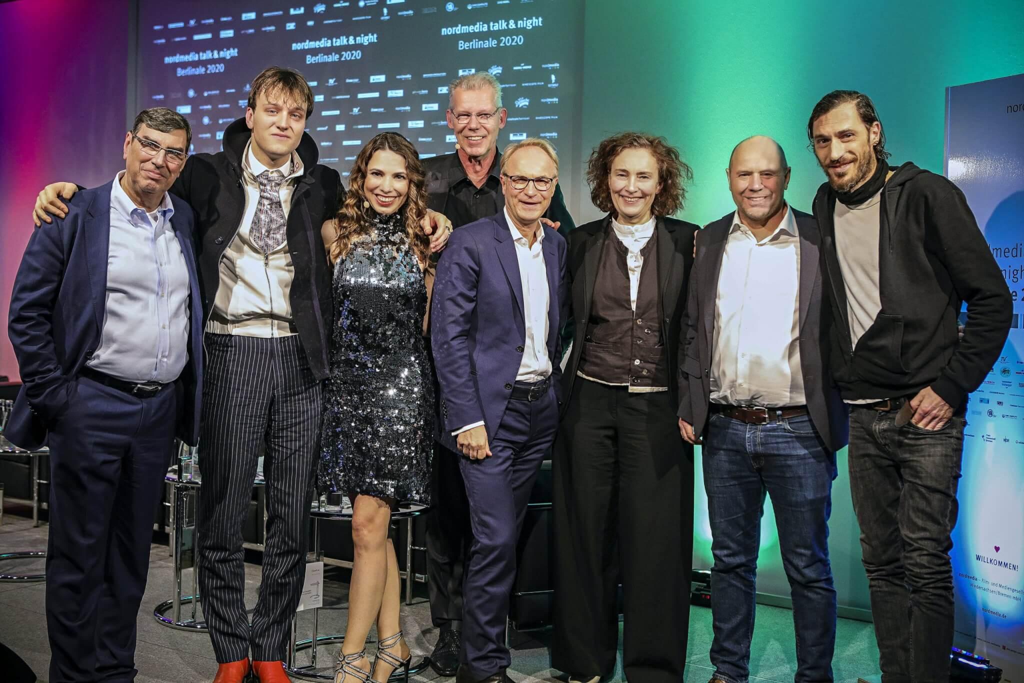 Berlinale-Talk mit dem Team von Lindenberg! Mach dein Ding!